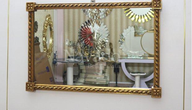 Gương trang trí phòng khách- ý tưởng trang trí nội thất độc đáo mới lạ