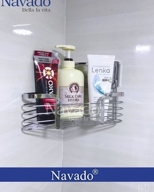 Giá đựng đồ dán tường phòng tắm GS-5010