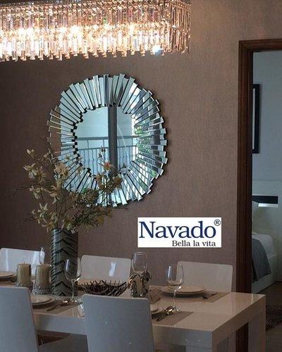 Gương nghệ thuật Navado Lion