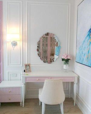 Bán gương trang điểm treo tường ngủ nghệ thuật