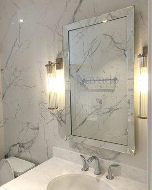 Bán gương phòng tắm nghệ thuật cao cấp Blanco