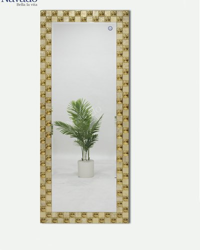 Gương trang trí treo tường cao cấp Alana