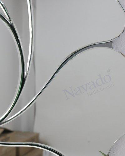 Gương trang trí phòng khách Mimosa