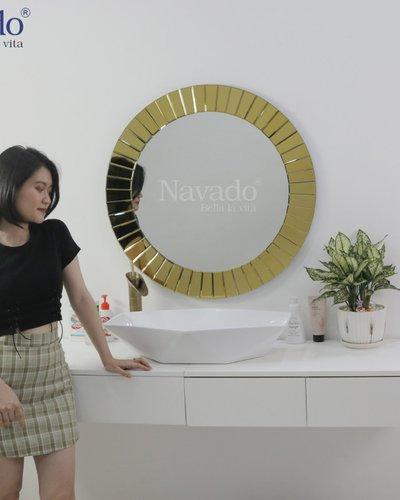 Gương bỉ phòng tắm The Light
