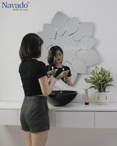 Chậu sứ lavabo rửa mặt phòng tắm MB 01