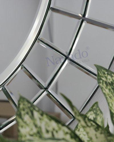 Gương treo tường bàn phấn Milano
